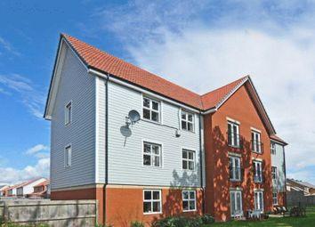 Thumbnail 2 bed flat for sale in Trafalgar Road, Greenacres, Exeter