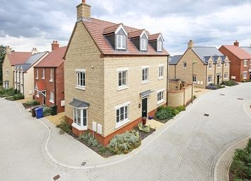 Thumbnail 4 bed detached house for sale in Huntingdon Road, Bicester