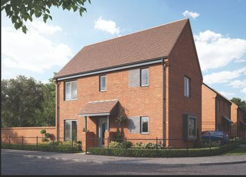 Thumbnail 4 bed detached house for sale in The Willows, Barbe Baker Avenue, West End, Southampton