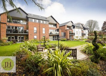 Thumbnail 1 bed flat for sale in Holly Road North, Wilmslow
