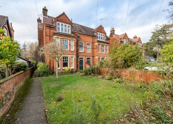 Thumbnail 5 bed semi-detached house for sale in Graham Road, Ipswich