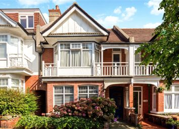 Thumbnail 4 bed terraced house for sale in Glendale Road, Hove, East Sussex