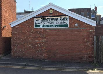 Thumbnail Restaurant/cafe for sale in Rear Church Street, Poulton-Le-Fylde