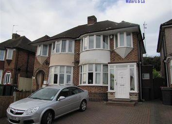 Thumbnail 3 bed semi-detached house for sale in Ennersdale Road, Coleshill, Birmingham
