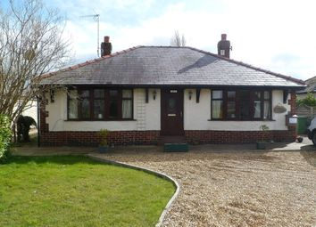 Thumbnail 3 bedroom bungalow to rent in Croeshowell Lane, Burton, Rossett, Wrexham