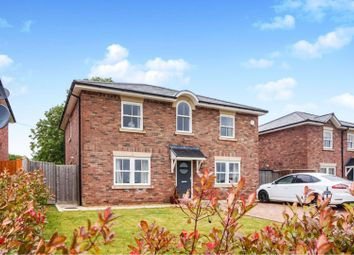 Thumbnail 4 bed detached house for sale in Worsley Road, Newport