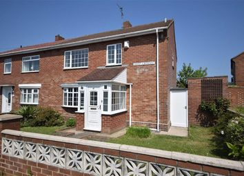 Thumbnail 3 bed semi-detached house for sale in Ewart Crescent, South Shields