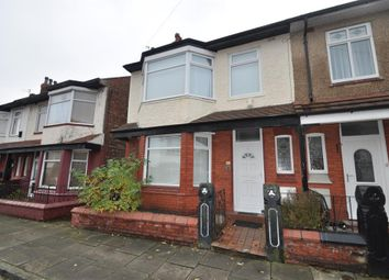 Thumbnail 4 bed semi-detached house for sale in Cressington Avenue, Birkenhead