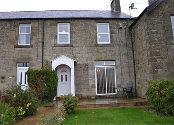 Thumbnail 3 bedroom terraced house for sale in The Croft, Bellingham, Northumberland.