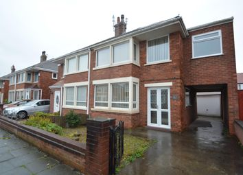 Thumbnail 3 bedroom semi-detached house for sale in Stadium Ave, South Shore, Blackpool