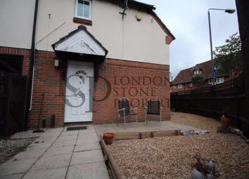 Thumbnail 1 bed flat to rent in Nickelby Close, Thamesmead, London