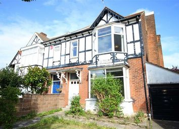 Thumbnail 6 bed semi-detached house for sale in Craneswater Avenue, Southsea