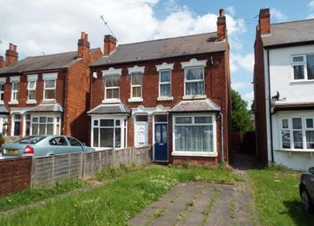 Thumbnail 2 bed semi-detached house for sale in Umberslade Road, Selly Oak, Birmingham, West Midlands