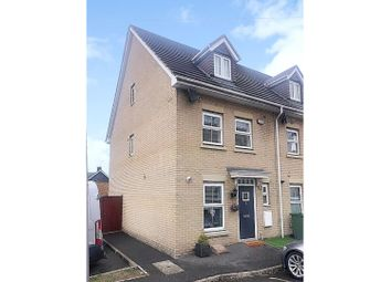 3 bed semi-detached house for sale in Cypress Close, Laindon, Basildon SS15