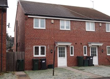 Thumbnail 4 bed semi-detached house to rent in Hazel Avenue, Doncaster, Auckley