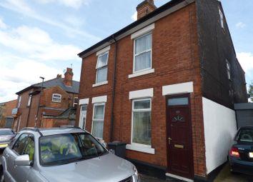 Thumbnail 2 bedroom terraced house for sale in Rutland Street, Pear Tree, Derby