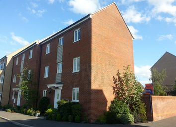 Thumbnail 4 bedroom town house to rent in Hibberd Rise, Hedge End, Southampton