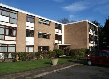 Thumbnail 3 bed flat for sale in Beechcroft Manor, Weybridge, Surrey