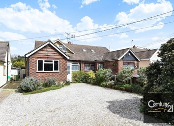 Thumbnail 5 bed bungalow for sale in Rawreth Lane, Rayleigh