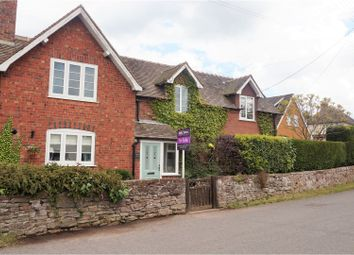Thumbnail 3 bed semi-detached house for sale in Limekiln Lane, Lilleshall Newport