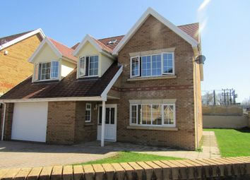 Thumbnail 6 bed detached house for sale in Afon-Dar Close, Aberdare