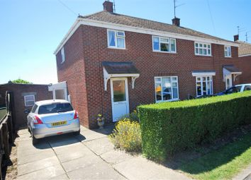 Thumbnail 3 bed semi-detached house for sale in Moons Green, Moulton, Spalding