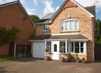 Thumbnail 4 bed detached house for sale in 29, Sheridan Way, Sandymoor, Runcorn, Halton