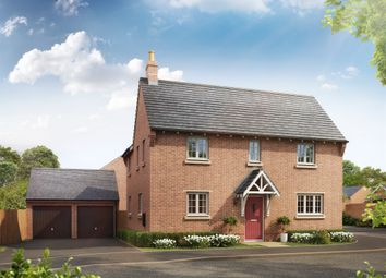 Thumbnail 3 bed detached house for sale in The Draycote, Doveridge Park, Doveridge