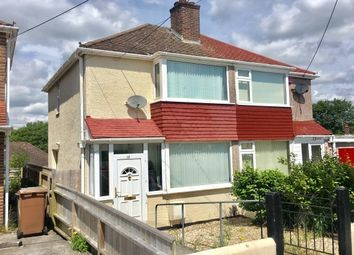 Thumbnail 2 bedroom semi-detached house to rent in Valiant Avenue, Plymouth