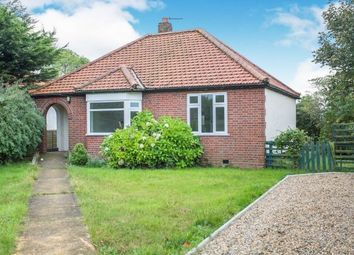 Thumbnail 2 bed bungalow to rent in Salhouse Road, Norwich