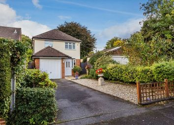 Thumbnail 3 bed detached house for sale in Queens Road, Belmont, Sutton