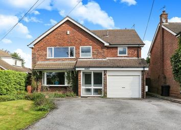 4 bed detached house for sale in Back Lane, Shustoke, Coleshill, Birmingham B46