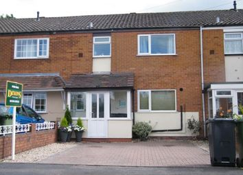 Thumbnail 3 bed terraced house for sale in Tyne Close, Brownhills, Walsall