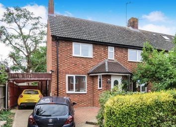Thumbnail 4 bed semi-detached house for sale in Austerby, Bourne