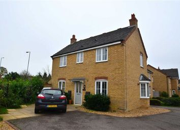 Thumbnail 3 bed detached house to rent in Hulme Close, Clapham, Bedford
