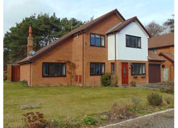 Thumbnail 5 bed detached house for sale in Laburnum Close, Wareham