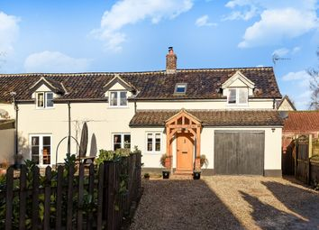 Thumbnail 3 bed cottage for sale in Barrows Hole Lane, Little Dunham, King's Lynn