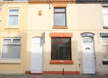 Thumbnail 2 bed terraced house for sale in Hawkins Street, Kensington, Liverpool