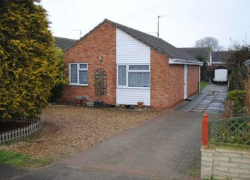 Thumbnail 2 bed detached bungalow to rent in 17 New Road, Langtoft, Peterborough, Lincolnshire