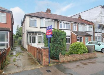 Thumbnail 3 bed end terrace house for sale in Sutton Court Road, Hillingdon, Uxbridge