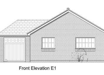 Thumbnail 3 bedroom detached bungalow for sale in Plot 4 The Orchard, Vineyard Place, Wellington, Telford