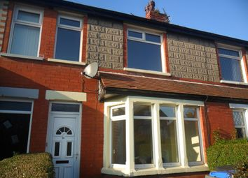 Thumbnail 2 bed terraced house to rent in Lancaster Road, Blackpool