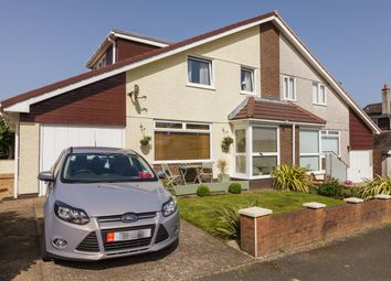 Thumbnail 3 bed semi-detached house for sale in Lhon Vane Close, Onchan, Isle Of Man