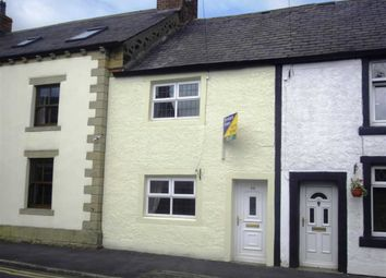 Thumbnail Terraced house to rent in Church Street, Ribchester, Preston