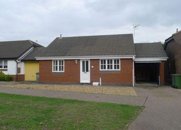 Thumbnail 3 bed bungalow to rent in Felsham Way, Taverham, Norwich