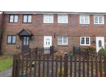 Thumbnail 2 bed terraced house for sale in Sevenoaks Close, Romford