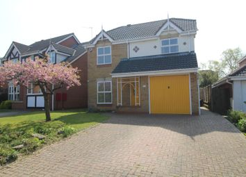 Thumbnail 4 bedroom detached house for sale in Gerard Close, Milton Keynes