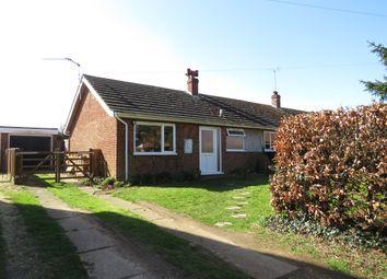 Thumbnail 2 bedroom semi-detached bungalow for sale in Eastgate Street, North Elmham, Dereham