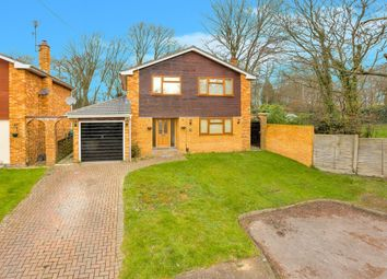 Thumbnail 4 bed detached house for sale in Five Acres Avenue, Bricket Wood, St. Albans