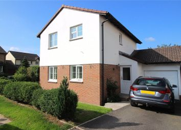 Thumbnail 3 bed link-detached house for sale in Campion Drive, Barnstaple
